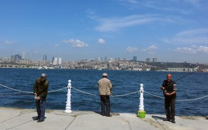 Istanbul Uskudar FisherMen