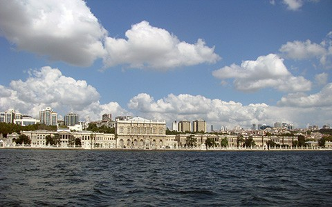 Dolmabahce Bosfor Istanbul