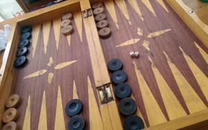 Tavla Backgammon Game