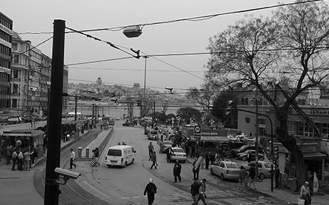 Sirekci Station, Eminonu, Istanbul